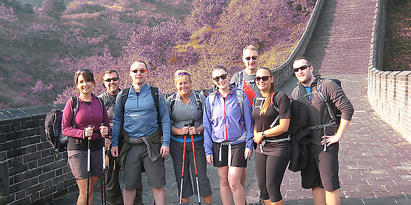 HR CSR - China Charity Trek