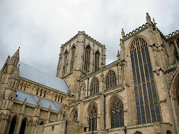 York Minster parking