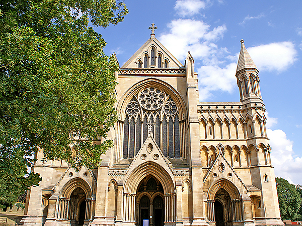St Albans-Cathedral-City-Attraction