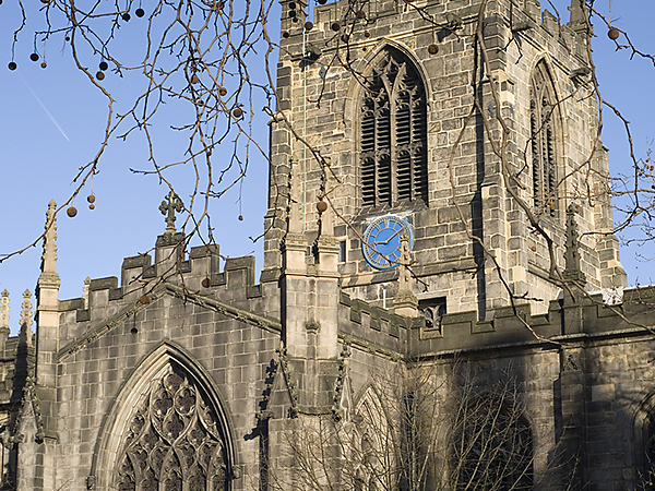 Sheffield -Cathedral-City-Attraction