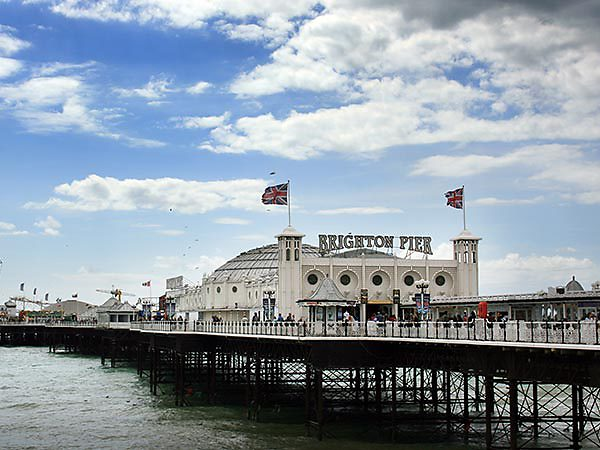 Brighton-Pier-City-Attraction