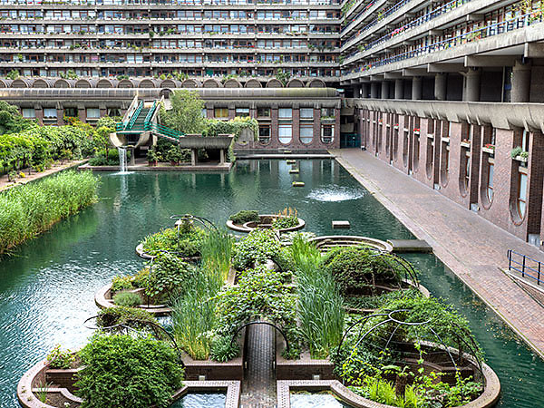 London-Finsbury-Square-Barbican-Centre-Carpark-Attraction