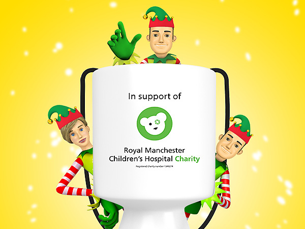 Christmas Charity - Manchester