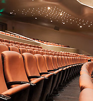 Christmas theatre seats