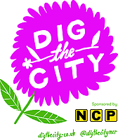 Dig the City 2015 Pink