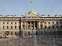 Somerset house parking