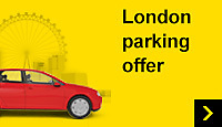 London parking Pre-book offers