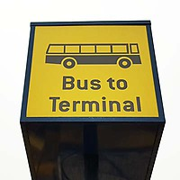 Heathrow Flightpath - bus transfer