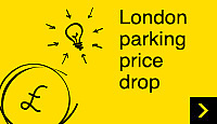 London parking price drop - Season Tickets