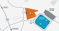 Norwich Airport - Long Stay & Short Stay Car Parks