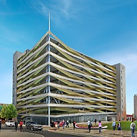 Salford New Bailey Ncp Car Park Pre Book A Space