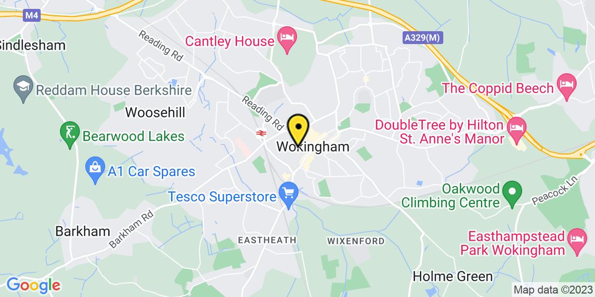 Wokingham Plaza Car Park Wokingham Ncp