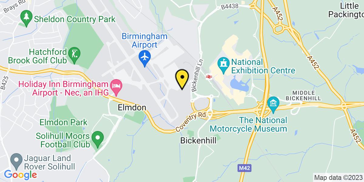 Birmingham Airport Car Park 4 | Pre-book your space today